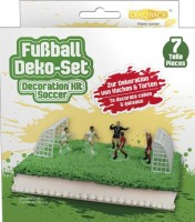 Fussballfeld Tortendeko
