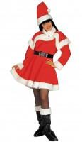 Miss Santa Kostüm S