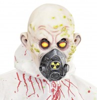 Biounfall Kopfmaske