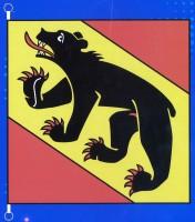 Kantonsfahne Bern