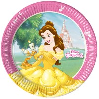 Princess 8 Teller Disney Princess 23cm