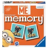 RAVENSBURGER Memory Minions, d/f/i