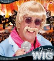 Perücke Music Man blond