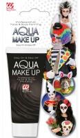 Schwarzes Aqua Make-Up