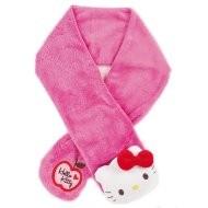 Hello Kitty Schal Plüsch Pink Kids