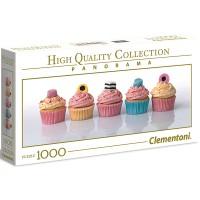 Clementoni Panorama Cupcakes 1000 tlg