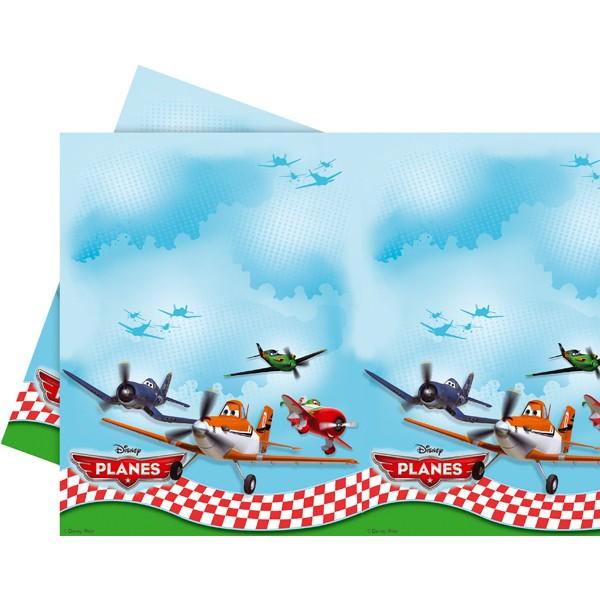 Plastik-Tischdecke Planes