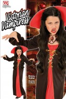 Kinderkostüm Vampirin