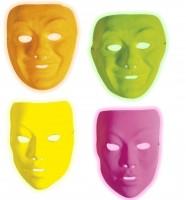 Gesichtsmaske Neon