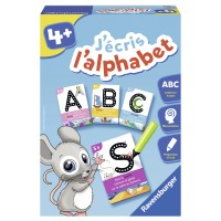 RAVENSBURGER J'écris l'alphabet, f