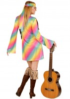 Kostüm Hippie Girl L