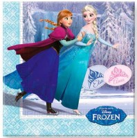Serviettes Frozen