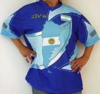 T-Shirt Argentinien (Kindergrösse) L