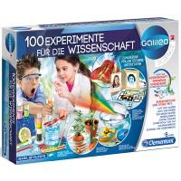 Clementoni 100 Experimente für die Wissenschaft D