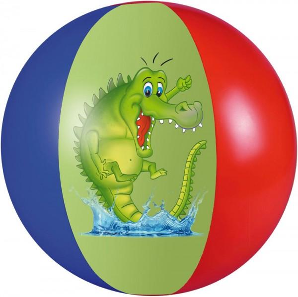 Wasserball Krokodil 29 cm