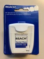 REACH Zahnseide 50m gewachst