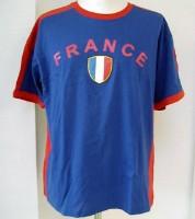 T-Shirt Frankreich XL