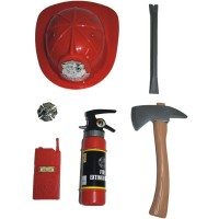 Feuerwehr-Set 6tlg