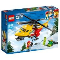 LEGO CITY Rettungshubschrauber