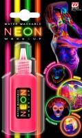 Neon Make-Up pink