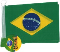 Wimpelkette Brasilien