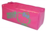 Hello Kitty Federtasche Pink Neon