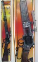 Gewehr Utah transparent