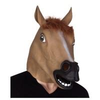 BOLAND Maske Pferd braun