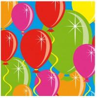 Servietten Ballone