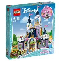 LEGO DISNEY PRINCESS Cinderellas Traumschloss