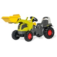 Rolly Toys rollyKid Claas mit Frontlader