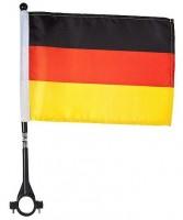Fahne für Fahrrad Deutschland