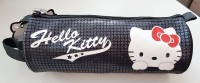 Hello Kitty Etui schwarz 20cm