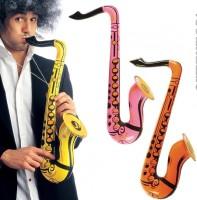 Aufblasbaers Saxophon