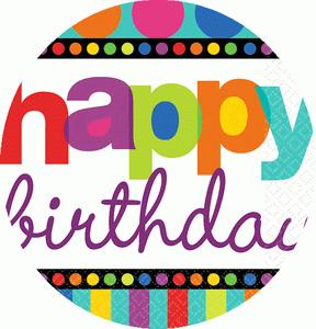 Party Dekoration Happy Birthday Erwachsenenparty