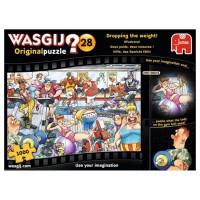 JUMBO WASGIJ Puzzle Wasgij Original Nr.28