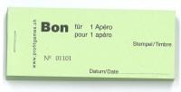 Bon für 1 Apéro