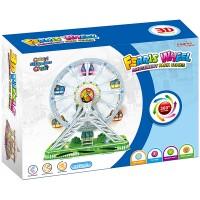 3D Puzzle Feeris Wheel