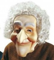 Maske alte Leute