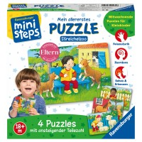MINISTEPS Mein allererstes Puzzle