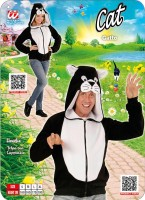 Kostümjacke Katze S/M