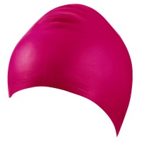 Beco Latex-Schwimmhaube pink