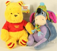 Winnie Pooh & IA