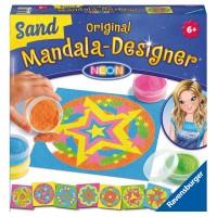 RAVENSBURGER Sand Mandala Neon, d/f/i