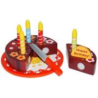 Tanner Geburtstagstorte aus Holz