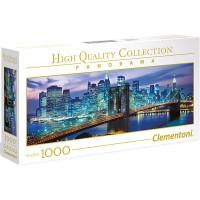 Clementoni Panorama New York Brooklyn Bridge 1000 tlg