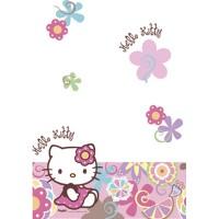 Hello Kitty Papier Tischdecke Bamboo