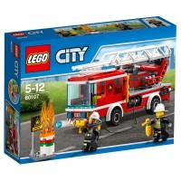 LEGO CITY Feuerwehrfahrzeug mit Leiter