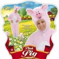 Kinderkostüm Schwein 3 bis 5 Jahre