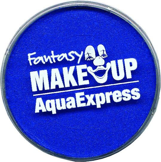 Aqua Express Schminke blau 15gr